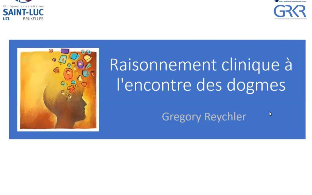 Raisonnement Clinique en Kinésithérapie Respiratoire